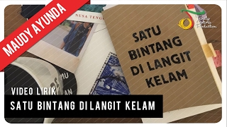 Video Maudy Ayunda - Satu Bintang di Langit Kelam (Ost Trinity, The Nekad Traveler) | Video Lirik download MP3, 3GP, MP4, WEBM, AVI, FLV Juli 2018