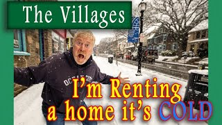 The Villages Home Rental after a Lifestyle Preview Visit