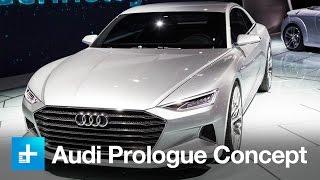 Audi Prologue Concept 2014 Videos