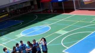 2014 全港閃避球錦標賽暨國際邀請賽 高中女子組 聖嘉勒女