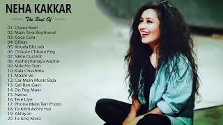 Gambar cover Best Of Neha Kakkar 2019 / Neha Kakkar New Hit Songs - Latest Bollywood Hindi Songs 2019