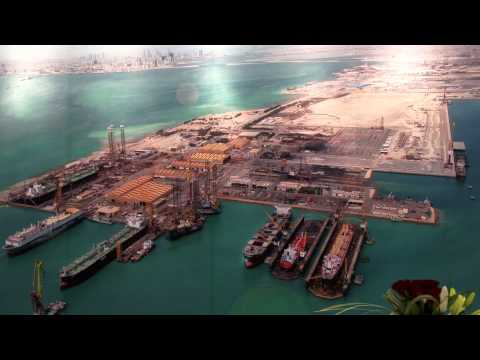 Arab Shipbuilding & Repair Yard Company (ASRY) - GIF 2014
