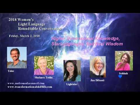 Tolec, 2018 WOMEN'S LIGHT LANGUAGE ROUNDTABLE
