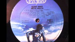 Cum On Feel The Noise , Quiet Riot , 1983 Vinyl