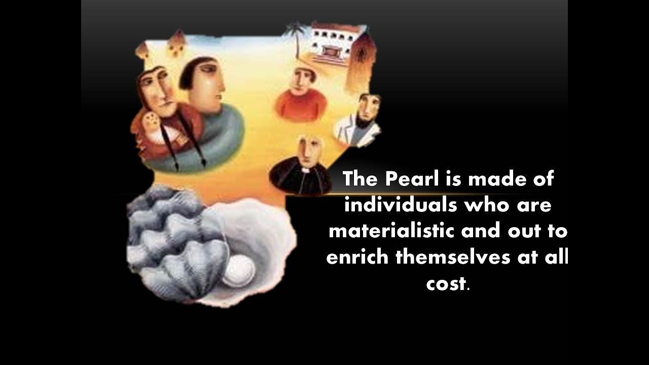 The Pearl By John Steinbeck Essay Materialism  Youtube The Pearl By John Steinbeck Essay Materialism