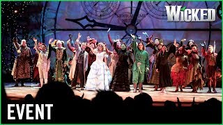 Wicked - 3000th Performance