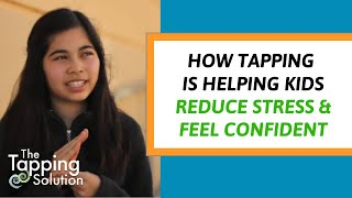 Video EFT Tapping for Stress Relief in Classrooms - The Tapping Solution Foundation download MP3, 3GP, MP4, WEBM, AVI, FLV Agustus 2018