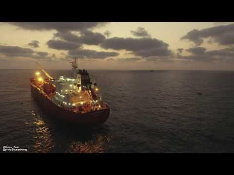 Ship at Ashdod port.Shlomi Znati Photographer phantom 3 pro