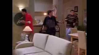 BestMoment#2[Сериал Друзья]Танец!