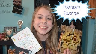 February Favorites 2014! Thumbnail