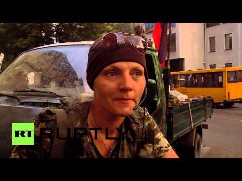 Ukraine: Female DPR