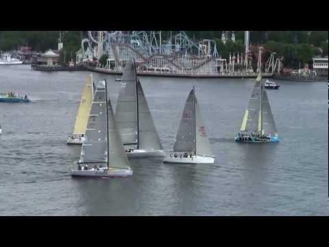 ÅF Offshore Race 2012 Start 1-9