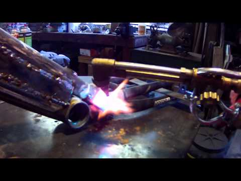 how to build a drift trike without welding