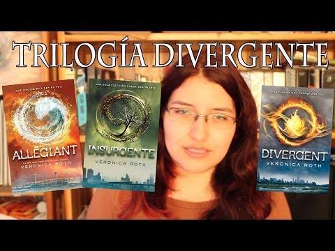 Reseña Trilogía Divergente - Veronica Roth