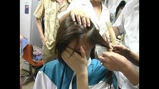 haircut #59  Long to short crying haircut  涙のヘアカット