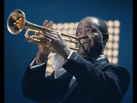 "LOUIS ARMSTRONG ""MACK THE KNIFE""  (Kurt Weill & Bertolt Brecht) BEST HD QUALITY"