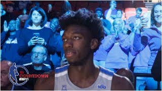 James Wiseman's 'Twilight Zone' experience is over -- now the NBA is next | NBA Countdown