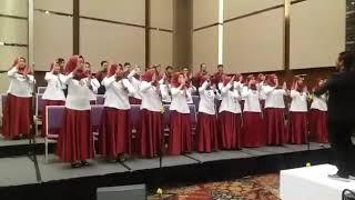 Psm Umj At Wisuda Umj - Medley 4 Lagu Daerah