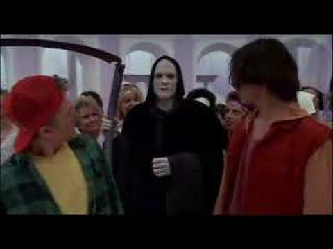 Bill & Ted's Bogus Journey Trailer/Tribute