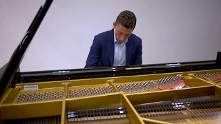 Dominic Cheli - Beethoven 2020 (Recital 1) - October 22, 2019.
