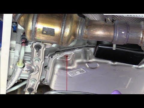 Camaro, Corvette, Cadillac 6, 8, And 10 Speed Auto Trans Fluid Level Check - No Dipstick