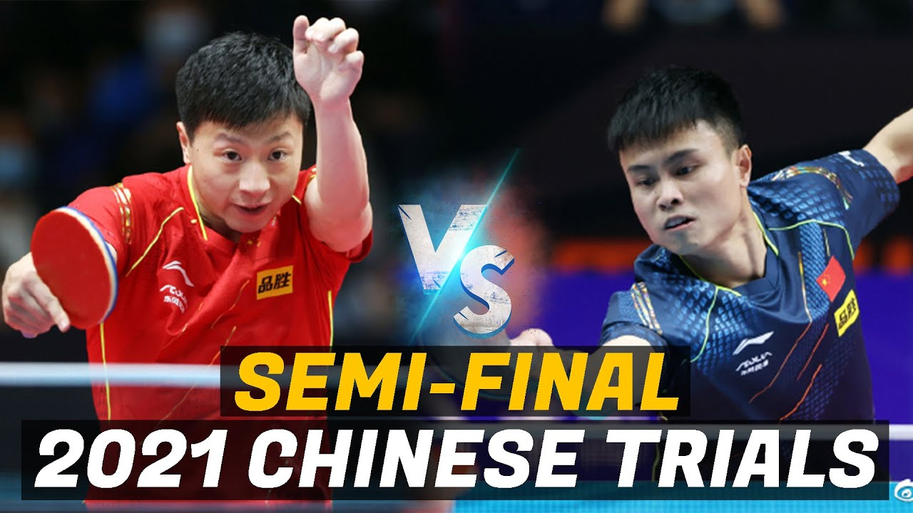 Download Ma Long vs Zhou Qihao | 2021 Chinese Trials (1/2)