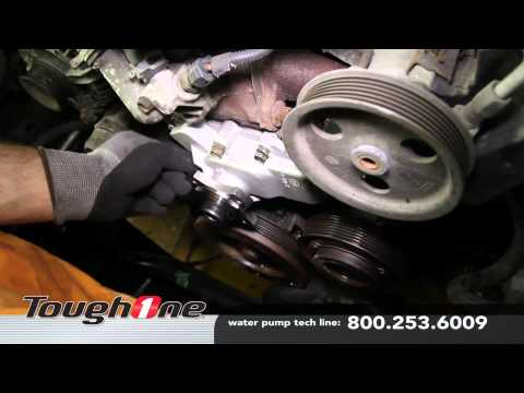 How to Install a Water Pump for a Jeep 4L 6cy Engine – Advance Auto Parts