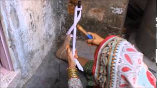 laheria making of rajashtan by navrang colours of india
