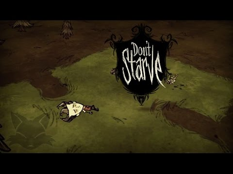 Learning To Survive On My Own  | Don't Starve pt.1