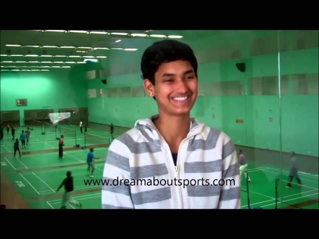 Rising Stars - Upcoming star in Indian badminton Ruthvika Shivani