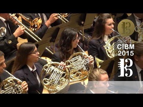 CIBM 2015 - Unión Musical Santa Cecilia De Canals - Andròmeda