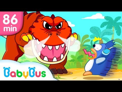 Dinosaur Planet + More 58 New Songs | Kids Songs collection | Nursery Rhymes BabyBus