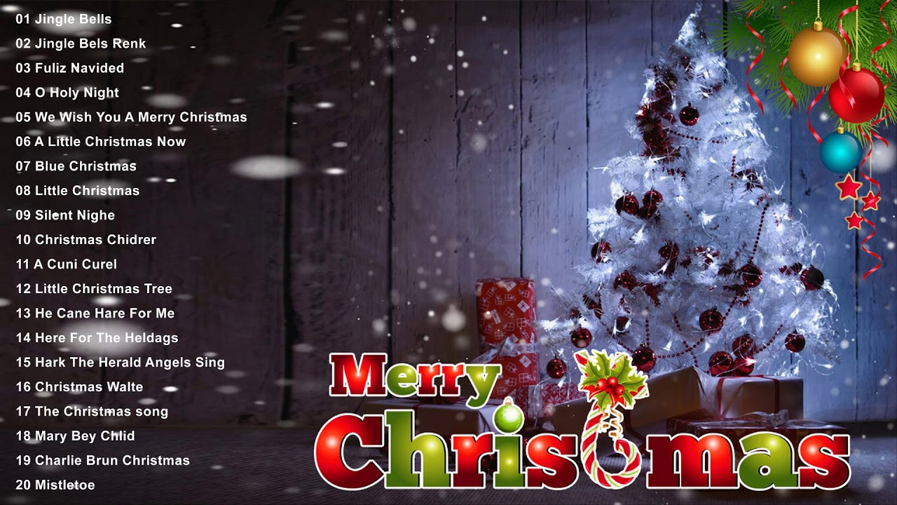 When Is Little Christmas 2020 Merry Christmas 2020   Top Christmas Songs Playlist 2020   Best