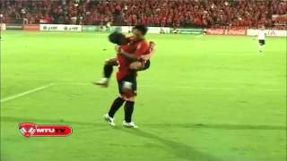 Robbie Fowler first goal in Thai Premier League
