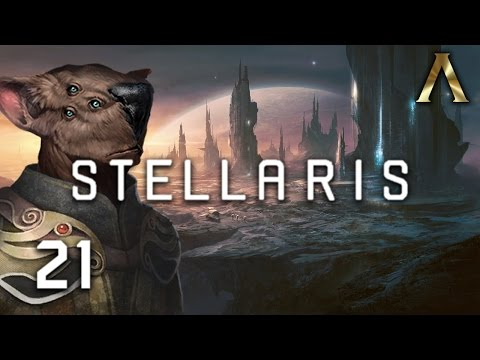 Stellaris - The Hyaenid Republic Pt.21 - HSN Marine Flotilla