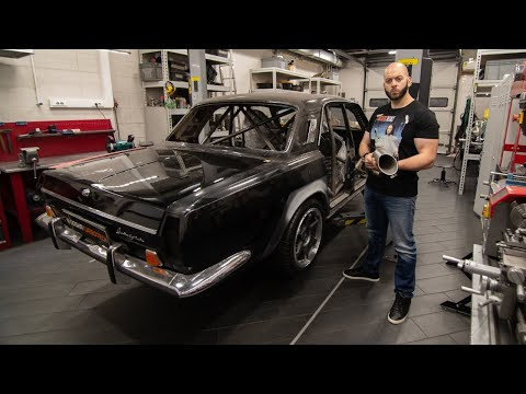600 л.с. Волга КГБ — запускаем отсчет! Bentley из будущего