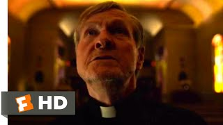 The Unholy (2021) - Death in the Confessional Scene (6/10) | Movieclips Thumb