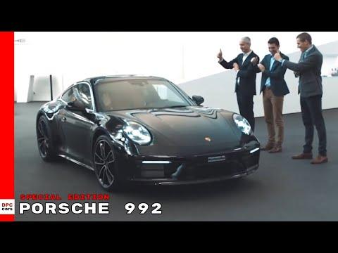 2020 Porsche 911 992 Belgian Legend Edition