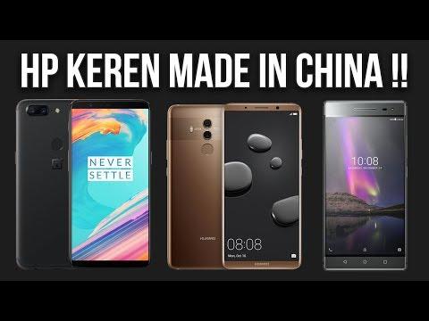 5 MEREK SMARTPHONE TERKENAL YANG TERNYATA 'MADE IN CHINA'