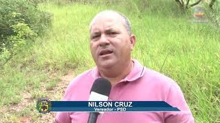 Câmara nas ruas com o Vereador Nilson Cruz - 20/02/2019