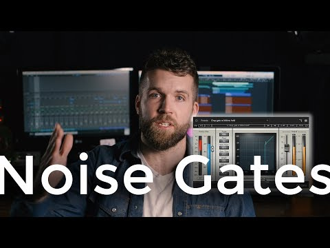 What is a Gate? // AUDIO Production Tools Part IV of V // How to use a Gate tutorial