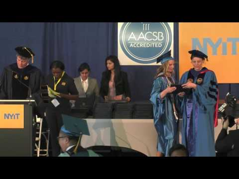 NYIT School of Management: 2017 Commencement