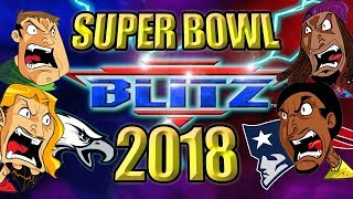HYPE & RAGE: NFL BLITZBOWL 2018 - Despair, Scandal & SPORTS