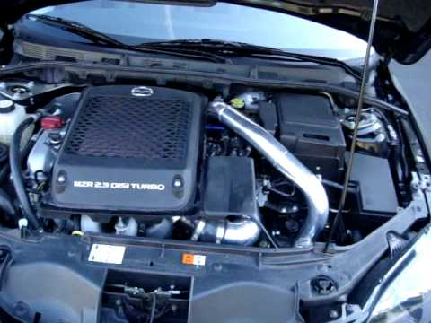 CorkSport Mazdaspeed 3 Ram Air Front Mount Intercooler ...