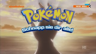 Pokémon XY Staffel 18 - Opening / Intro - Deutsch / German - Nickelodeon