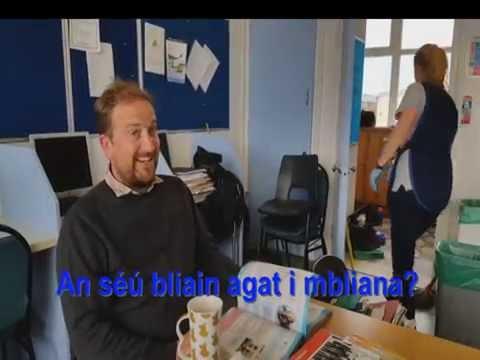 An Irish Teacher's first day back