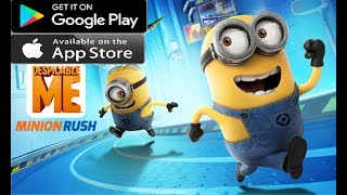 Despicable Me Minion Rush : Unlimited Money !! (ANDROID GAME)