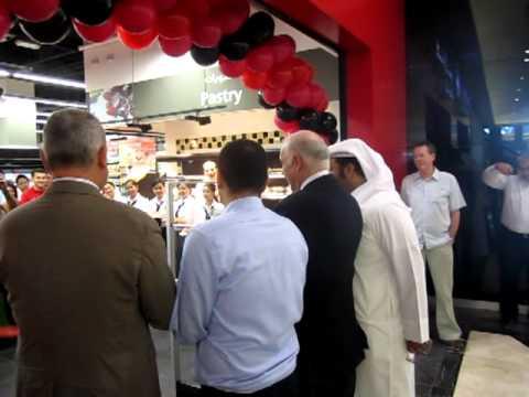 Inauguração Carrefour - Lagoona Mall - Doha - Qatar