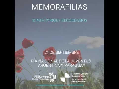 Día Nacional de la juventud, Argentina y Paraguay