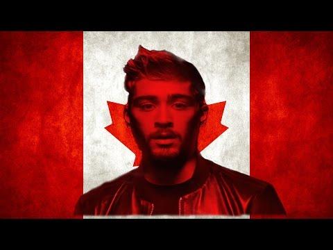 Canada (Canadian) Billboard Top 20 Songs-Hot 100 (17.02.2016)Charts